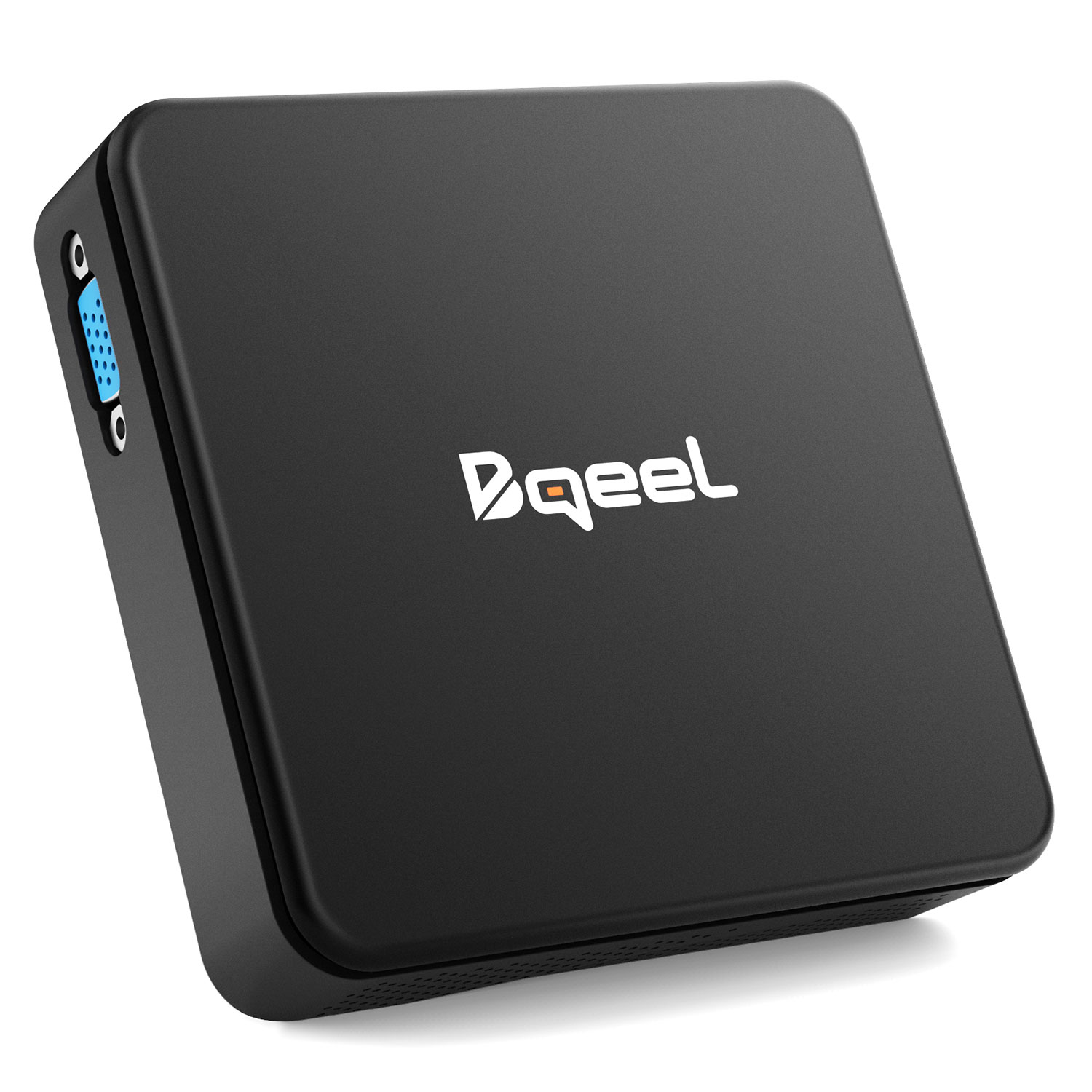 Bqeel Mini PC Win10 TX85 Desktop PC/4GB RAM/ 64 GB EMMC/Desktop-Computer Intel Cherry Trail Z8350/LAN RTL8111x 1000Mbps/ WiFi 2.4G/5G/ Bluetooth 4.0